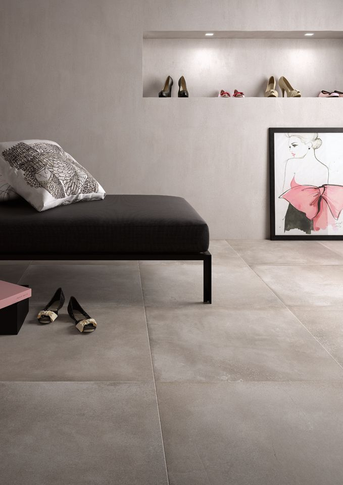 ILVA u2013 Serie Compact Pisos modernos interiores Pinterest