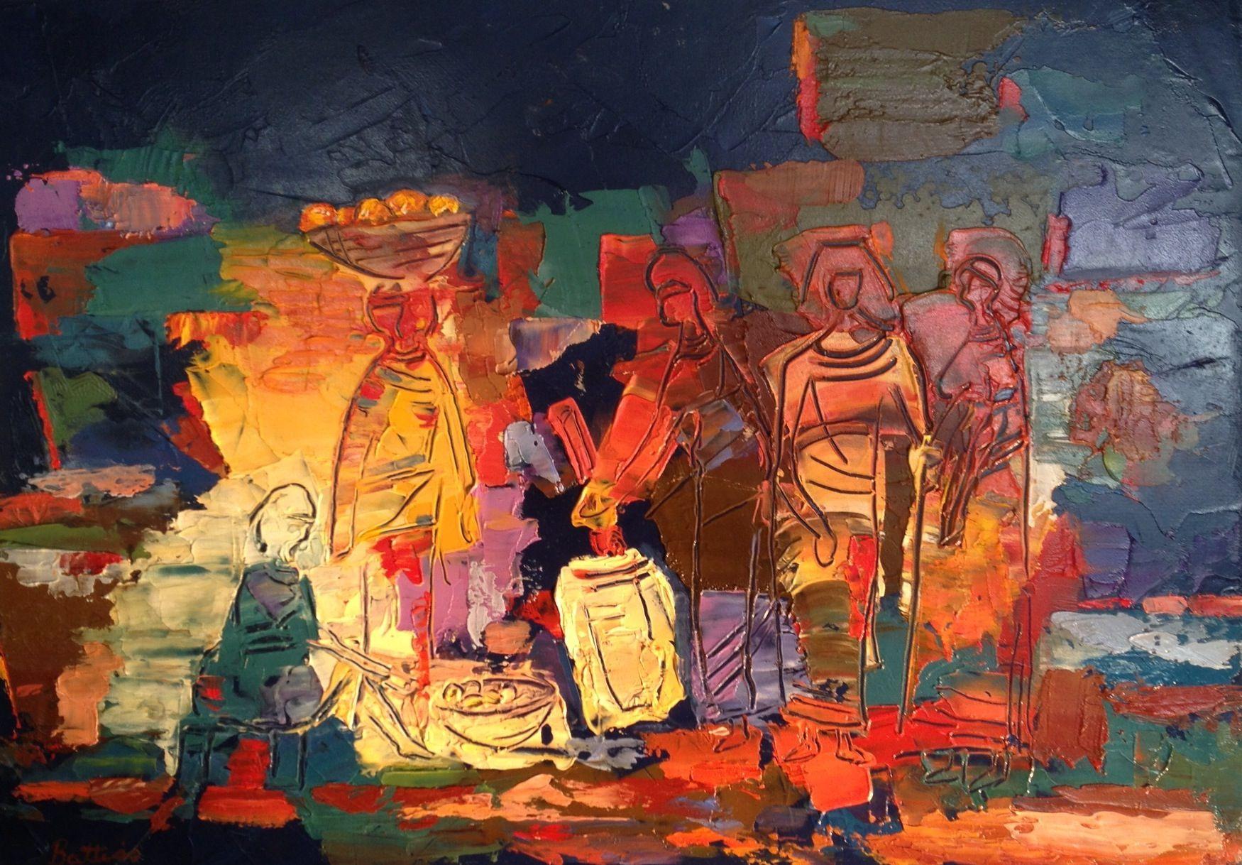 Walter Battiss South african art, South african artists