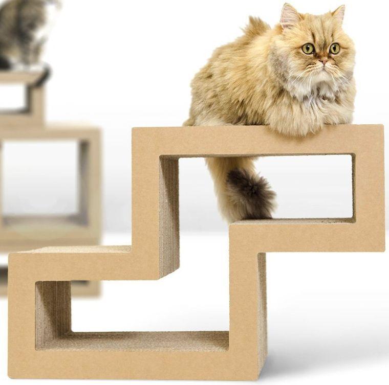 Cat Scratcher  Modular Furniture  Cat Tree