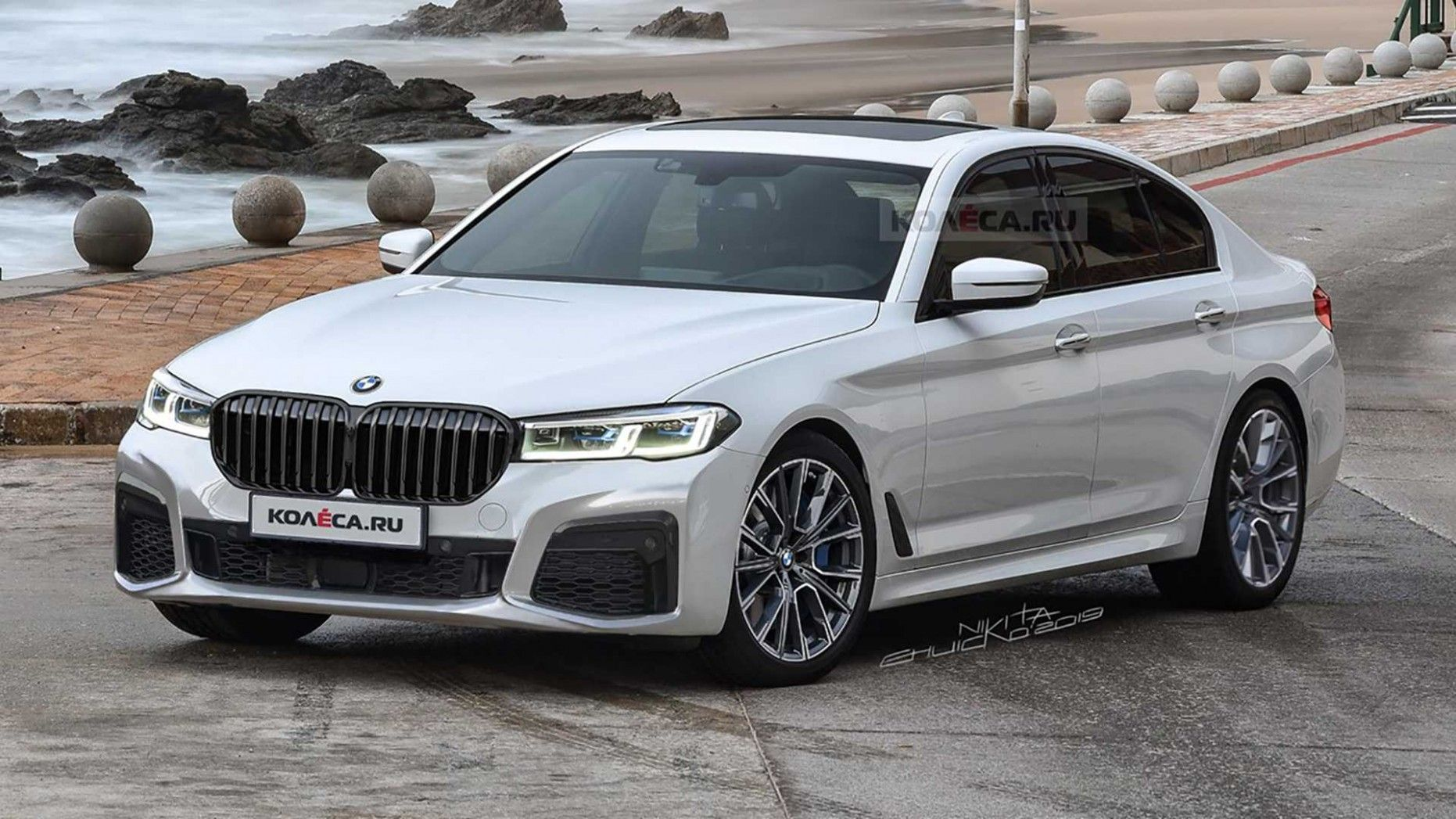 2021 Bmw 5 Series In 2020 Bmw 5 Series Bmw New Bmw 5 Series