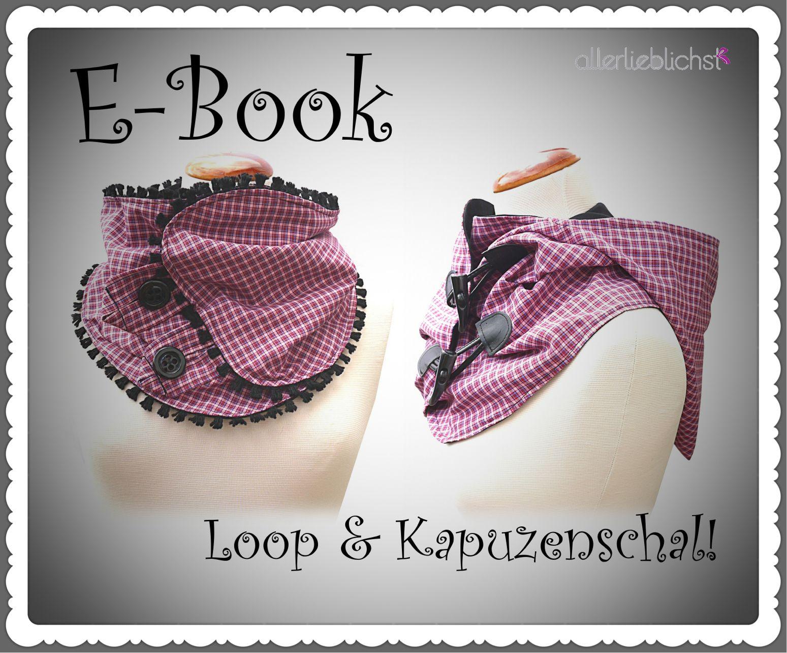 E-Book Loop und Kapuzenschal by #allerlieblichst