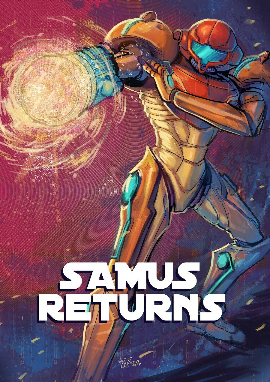 Samus Returns