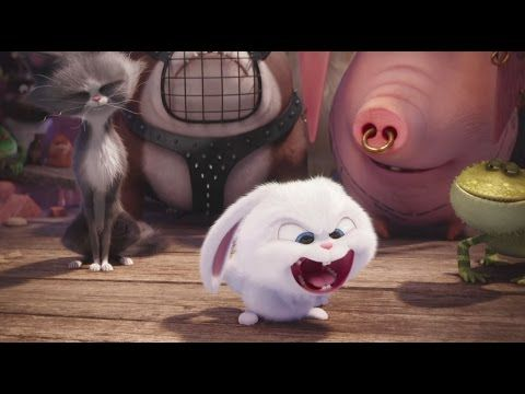 The Secret Life Of Pets Official Trailer Snowball Secret
