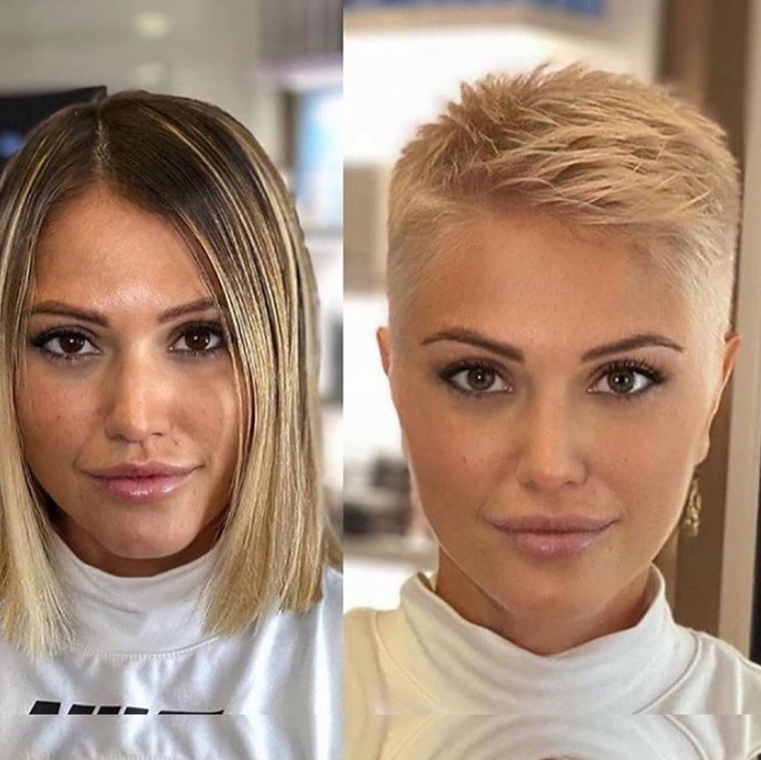 10 Stylish Short Haircuts for Thick Hair | Women S