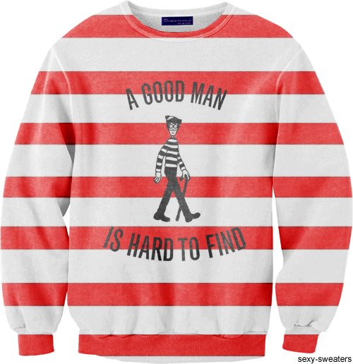 @Kacie Buzzard this is the sweater i was telling you about, isn't it fantastic!?