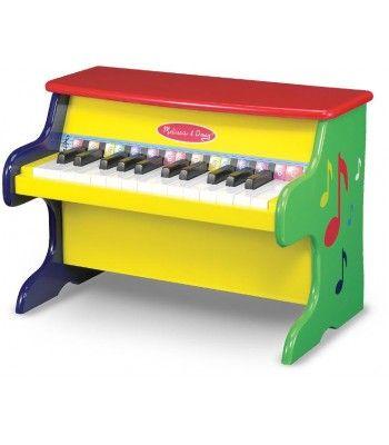 Melissa & Doug - LEARN-TO-PLAY PIANO   http://cutebabybuy.com