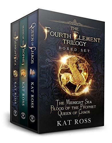 The Fourth Element Trilogy Box Set by Kat Ross  A welldeveloped fantasy with Greek mythology  fantasyseries bookstoread whattoread mythology is part of Books -