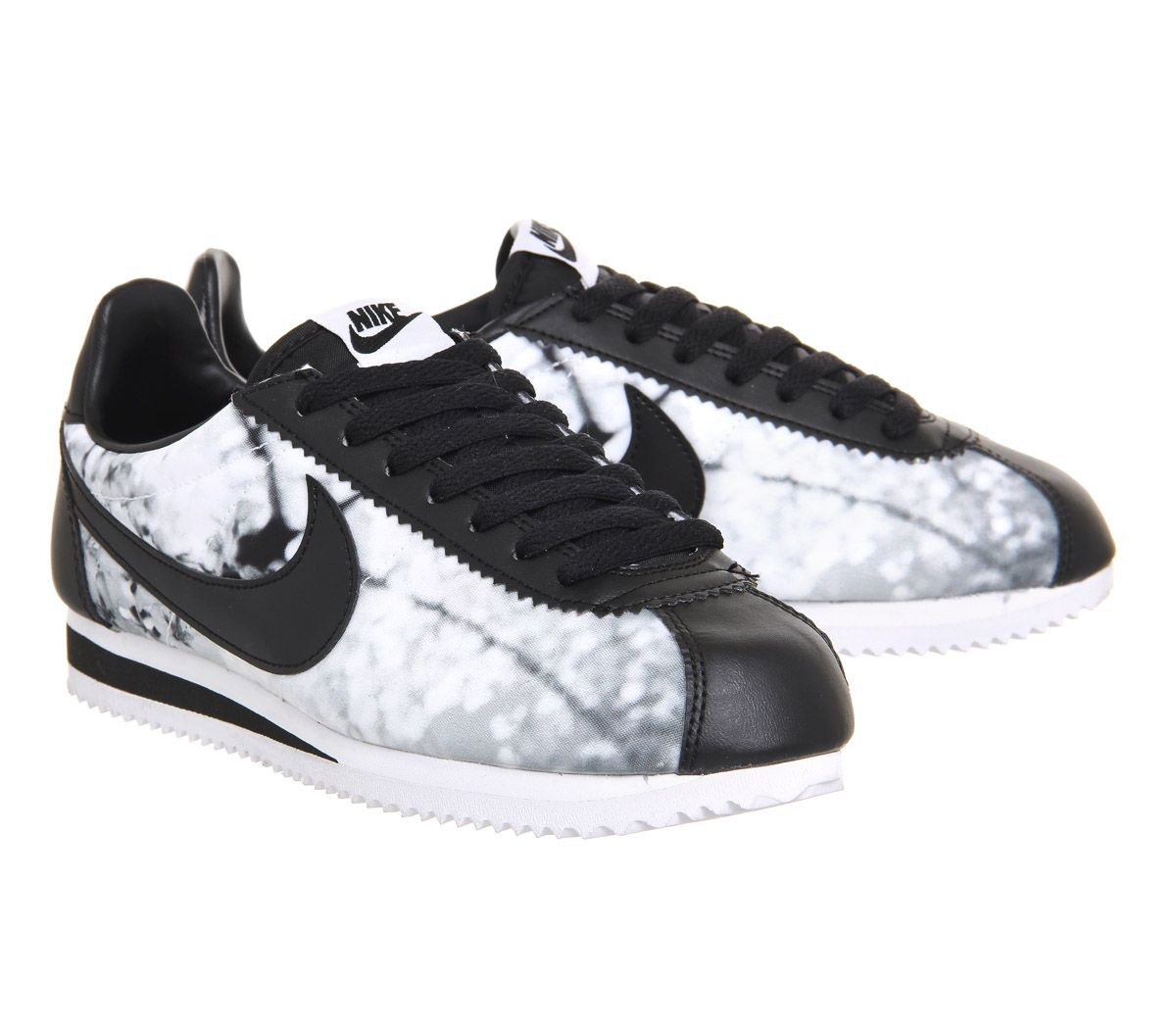 more photos e785e 83b5a Buy Wolf Grey Cherry Blossom Nike Classic Cortez Og from OFFICE.co.uk.