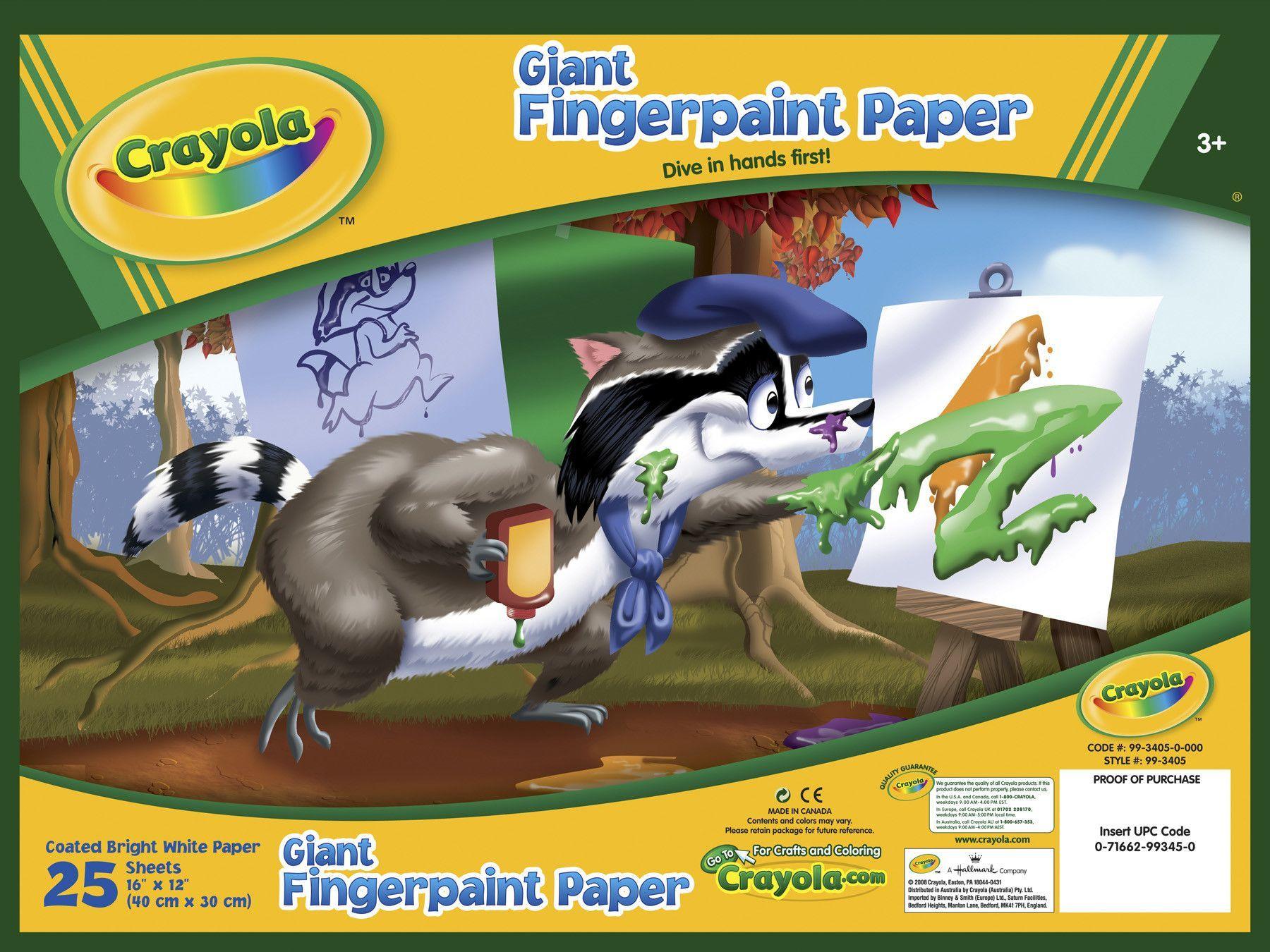 Giant Fingerprint Paper (25 Count) (Set of 6)   Products   Pinterest