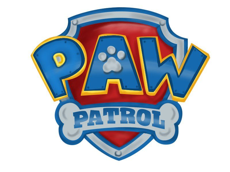 Learn How To Draw Paw Patrol Badge Paw Patrol Step By Step Drawing Tutorials Paw Patrol Coloring Paw Patrol Coloring Pages Paw Patrol Badge