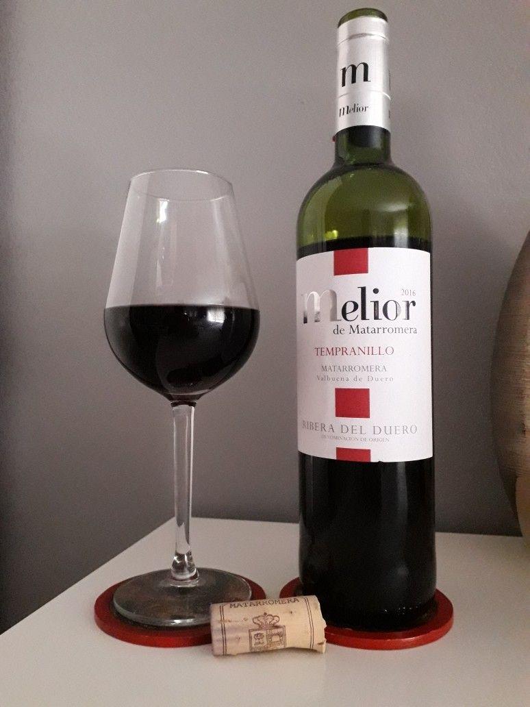 Melior De Matarromera 2016 Vinos Uvas Vino
