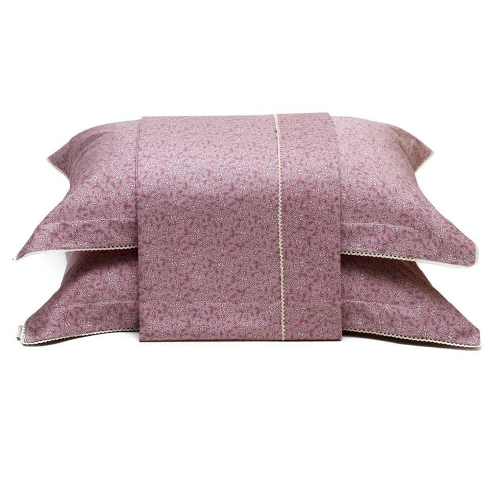 bf5f5474c7 Jogo de Lençol Casal 300 Fios Cetim Pink Chantily Rosa 4 Peças - MMartan -  A moda que veste a sua casa!