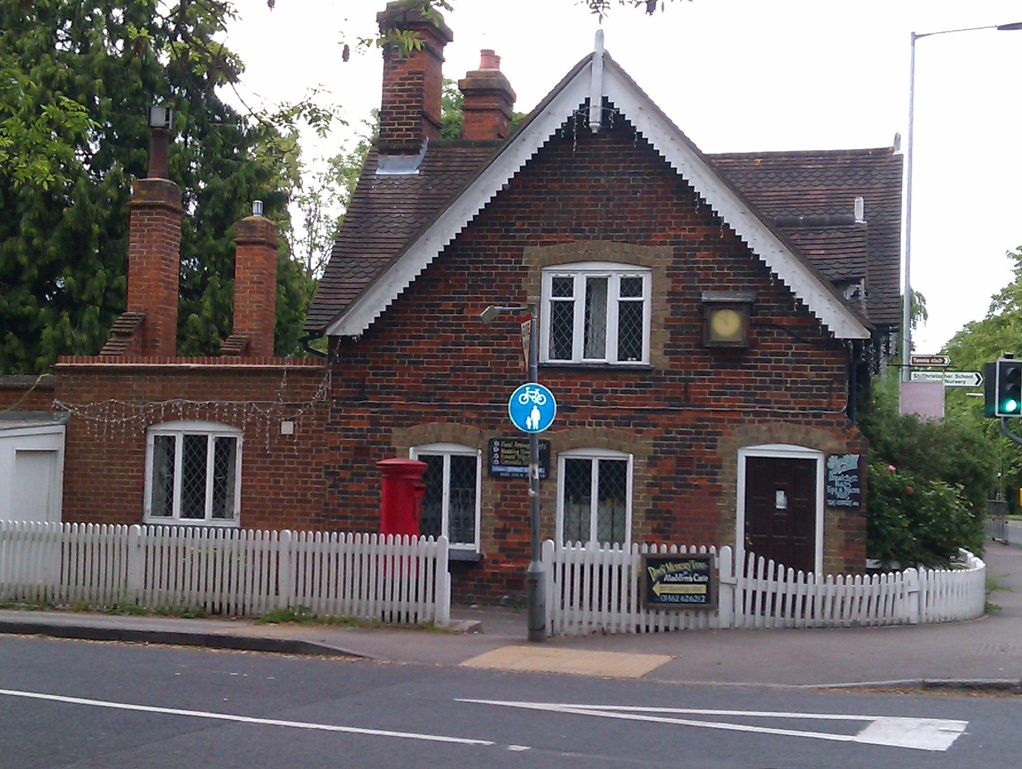 First Post Office Letchworth Garden City Letchworth