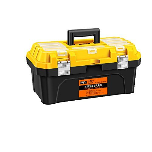 Tool Box Portable Plastic Hardware Appliance Box Multi