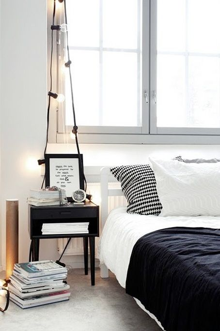 Bedroom Fairy Light Ideas: From Vintage to Quirky - Fairy Lights ...