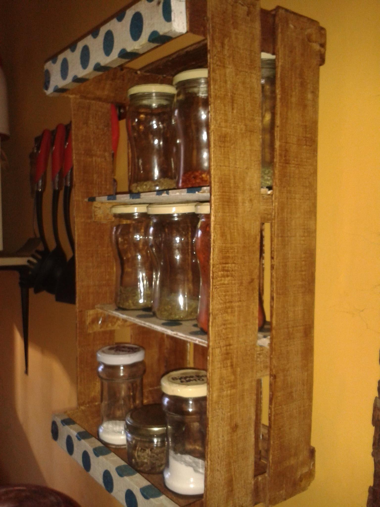 Reciclado cajón de verdulería