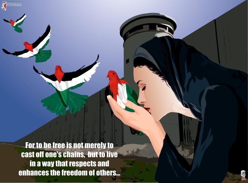 Filistinli esirlerin son durumu