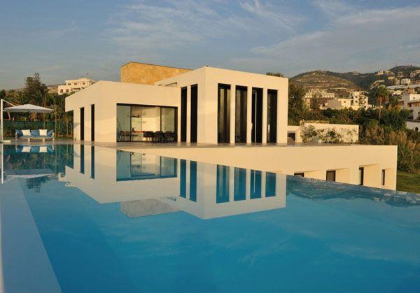 Summer Beach House Fidar In Lebanon By Raëd Abillama Architects