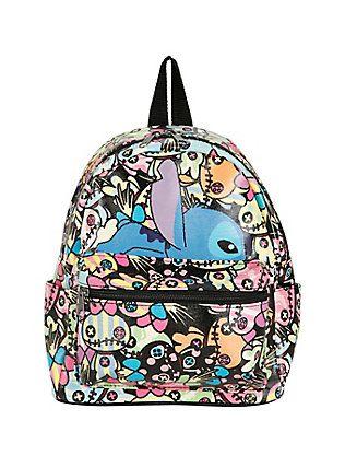 deafba23ede Loungefly Disney Lilo   Stitch Scrump Mini Backpack