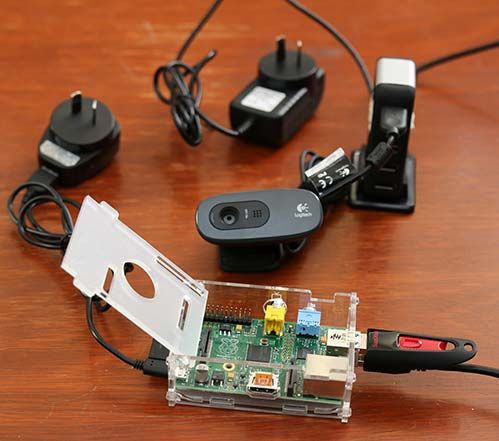 Home Surveillance with Zoneminder and a Raspberry Pi | Computing in