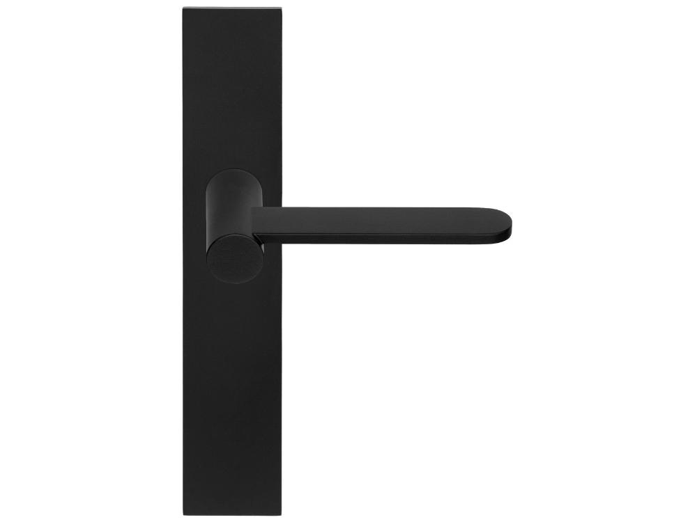 Tense Bb102p236 Door Handle Tense Collection By Formani Design Bertram Beerbaum In 2020 Door Handles Stainless Steel Door Handles Stainless Steel Doors