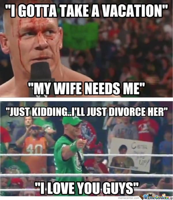 Wwe Wwe Funny Wwe Quotes Wrestling Memes