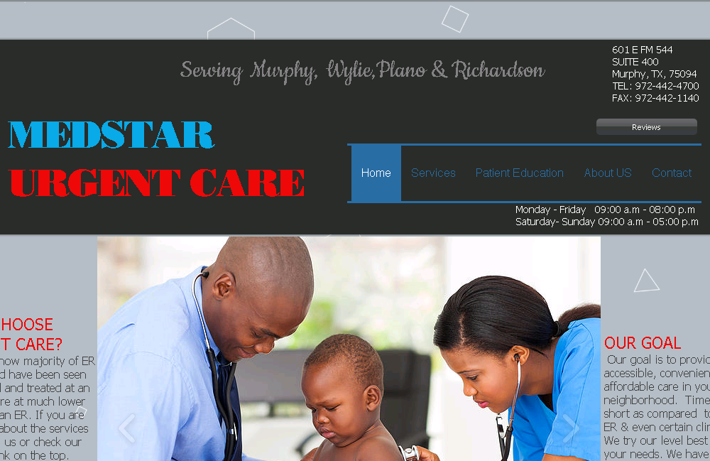 Walk in Clinic. Are you looking for Medical Services