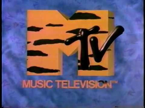 Classic Mtv Logo Animations If You Lived Through The 80 S Or 90 S You Know What I M Talking About Mtv Logo Vintage Poster Design Retro Logos