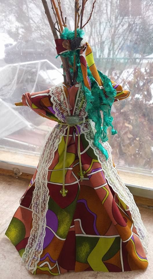 Hand Made Original Spirit Doll $45 What is a Spirit Doll? A Spirit