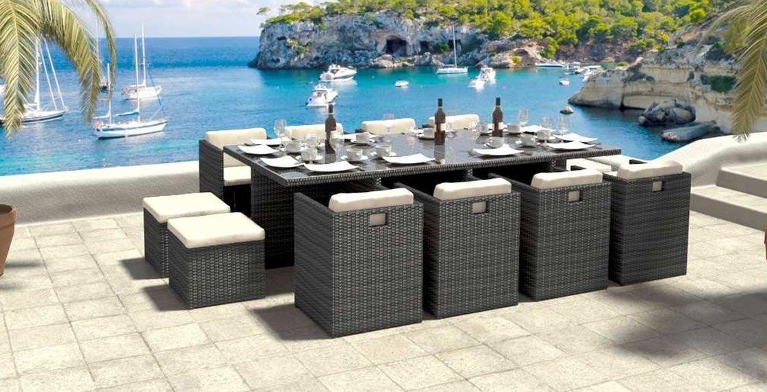 ARTELEYA | Muebles de jardín de resina trenzada | Sillas, sillones ...