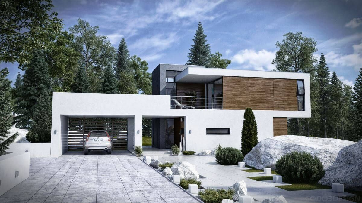 40 Best Modern House Design For Your Dream Home Modern House