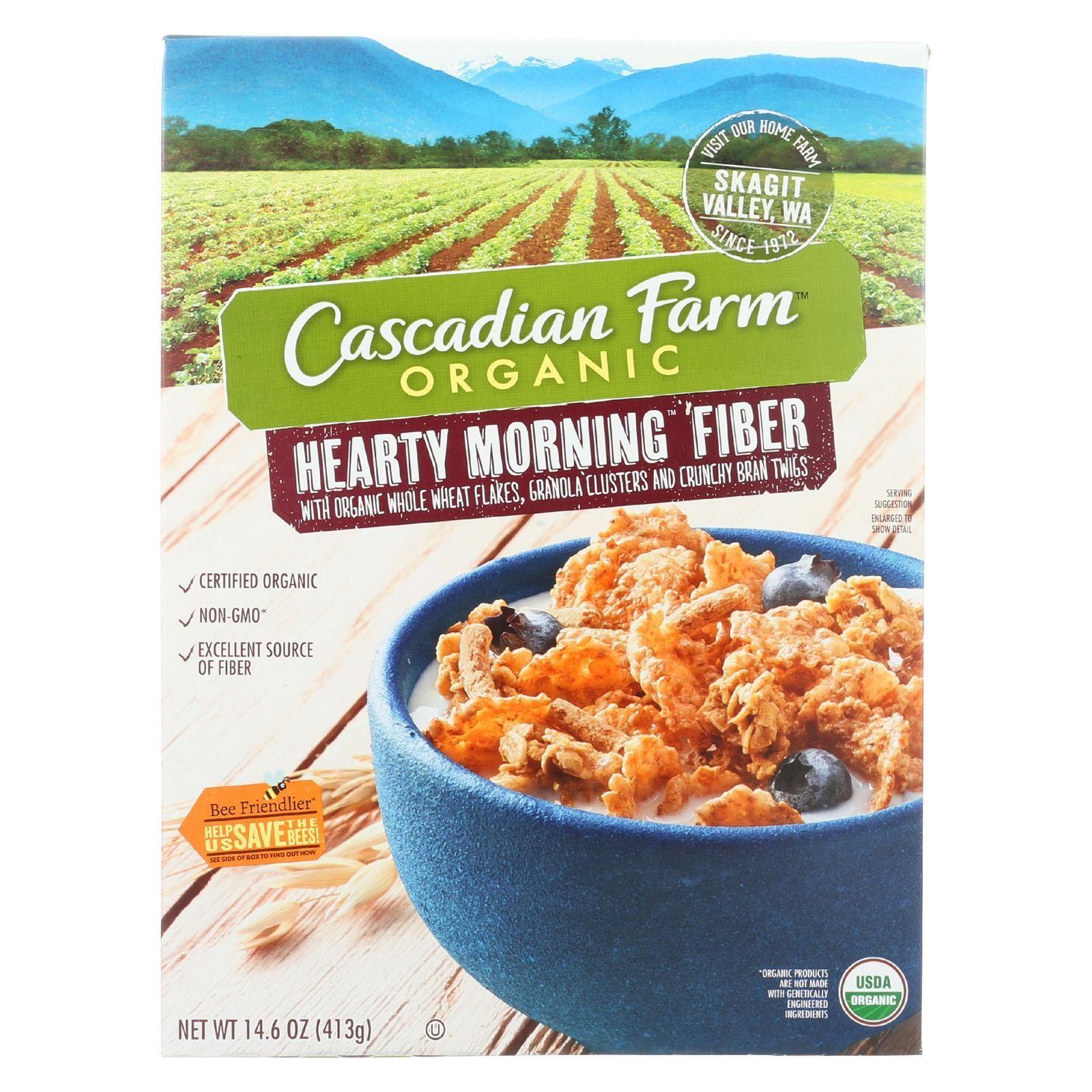 Cascadian Farm Organic Cereal: Cascadian Farm Organic Cereal