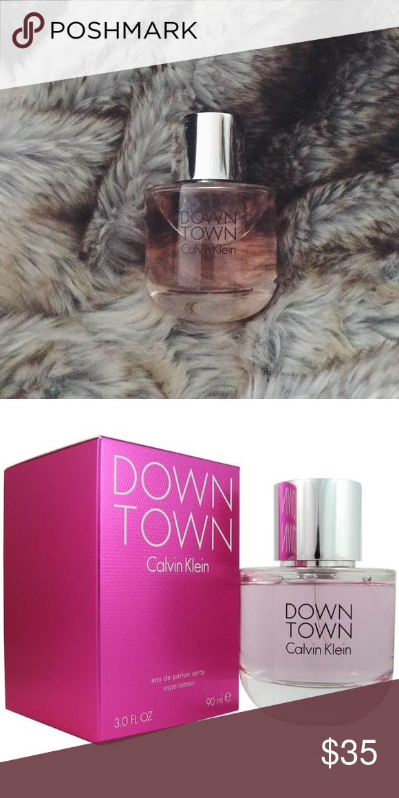 🎉FINAL REDUCTION🎉 NEW Calvin Klein Down Town EDP Calvin Klein Down Town eau de parfum 3oz spray. NEVER USED, BRAND NEW. Calvin Klein Makeup