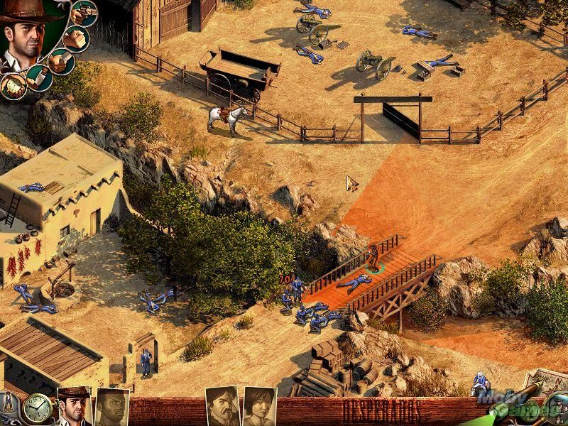 Desperados Wanted Dead Or Alive Screenshots For Windows Mobygames Video Converter Dead Old Games