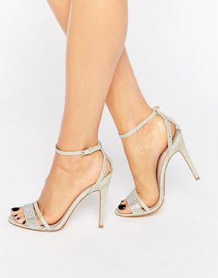 ffb426cc008 zapatos plateados de fiesta comodos