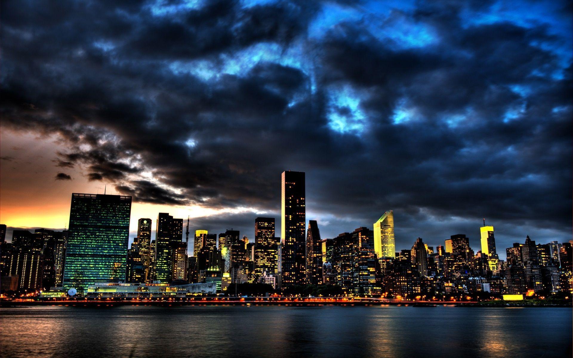 pin city nightlife wallpaper - photo #9