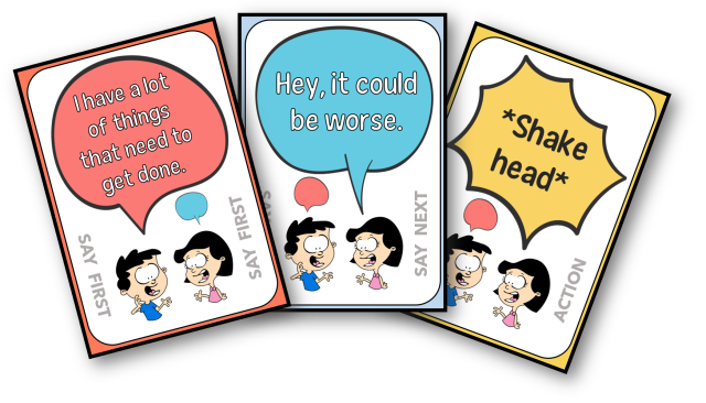 Say Next! in 2020 Social skills games, Teaching social
