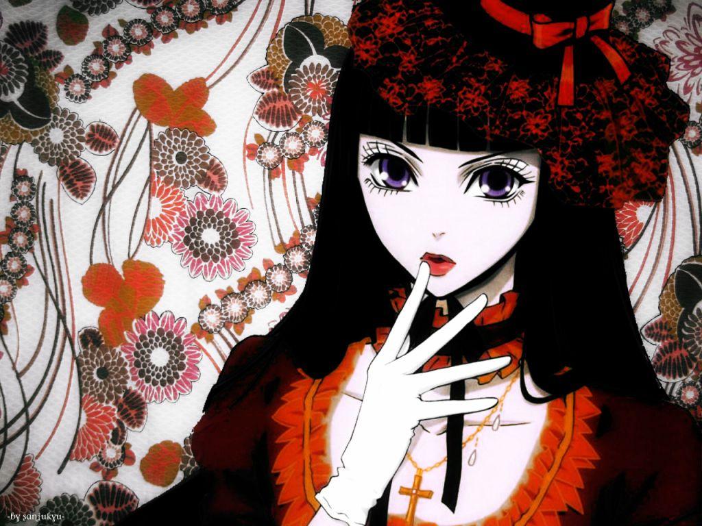 Wallflower Anime Characters Sunako Perfect Girl Evolution