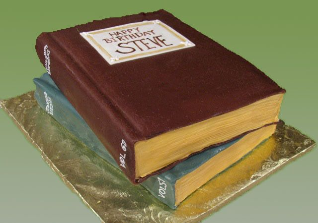 Cake For Bookworms