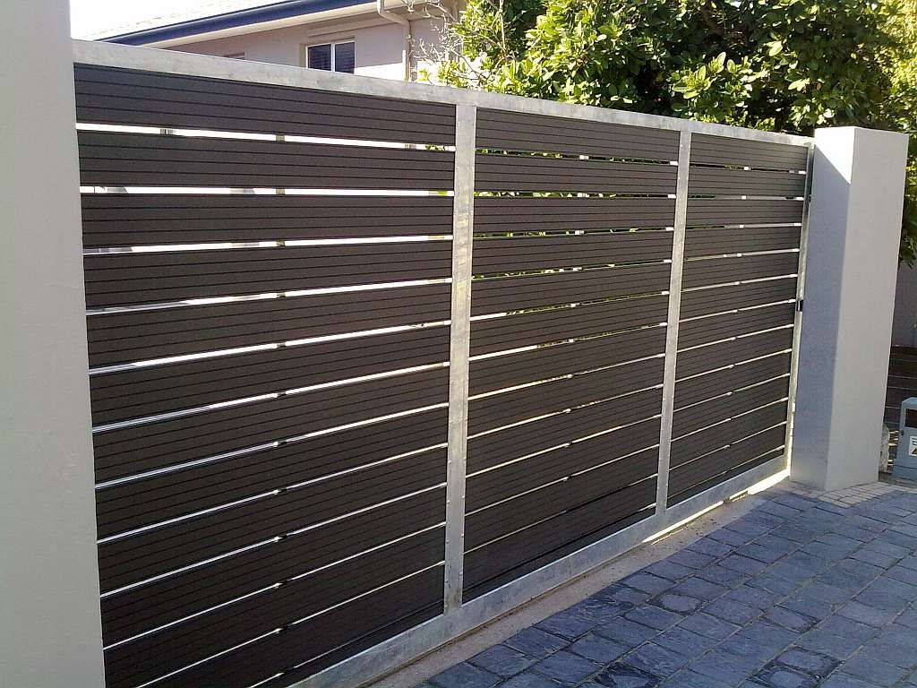 Outdoor cheap fence for sale cheap pvc wpc fence for Balustrade aluminium exterieur