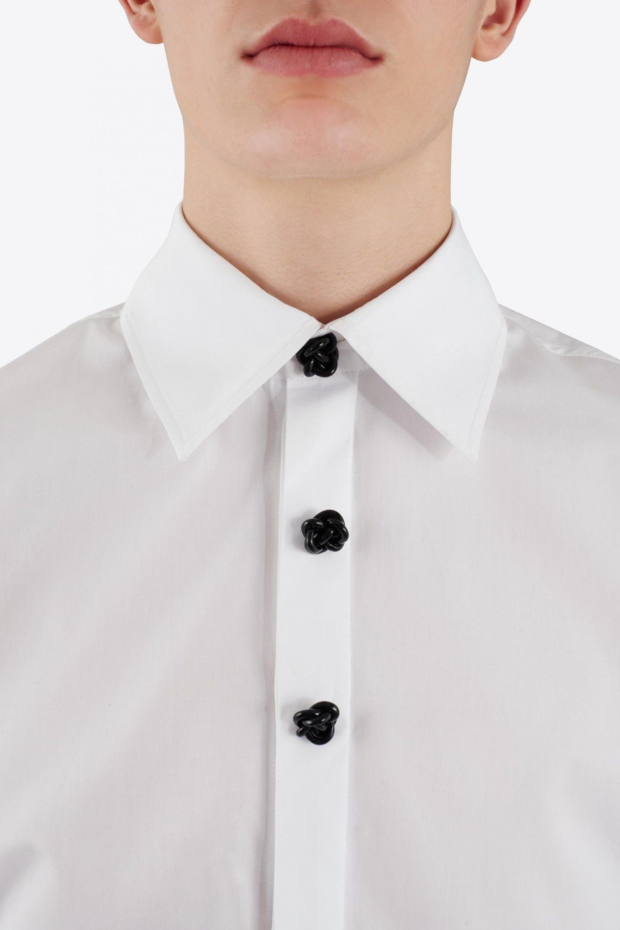 J W Anderson AW15 knot buttons