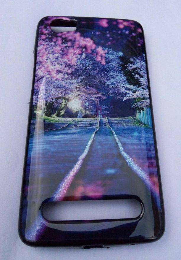 save off d262f 03775 Imported Stylish Designer Sparkle Soft Printed Case Cover for Xolo ...