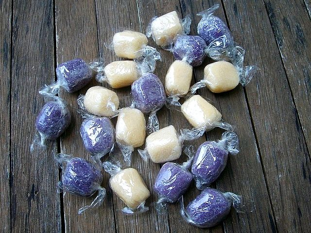 Pastillas de Leche (Milk Candy)