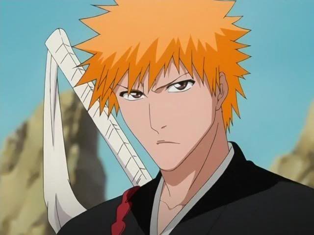 Ichigo Kurosaki Bleach Anime Bleach Characters Bleach Pictures
