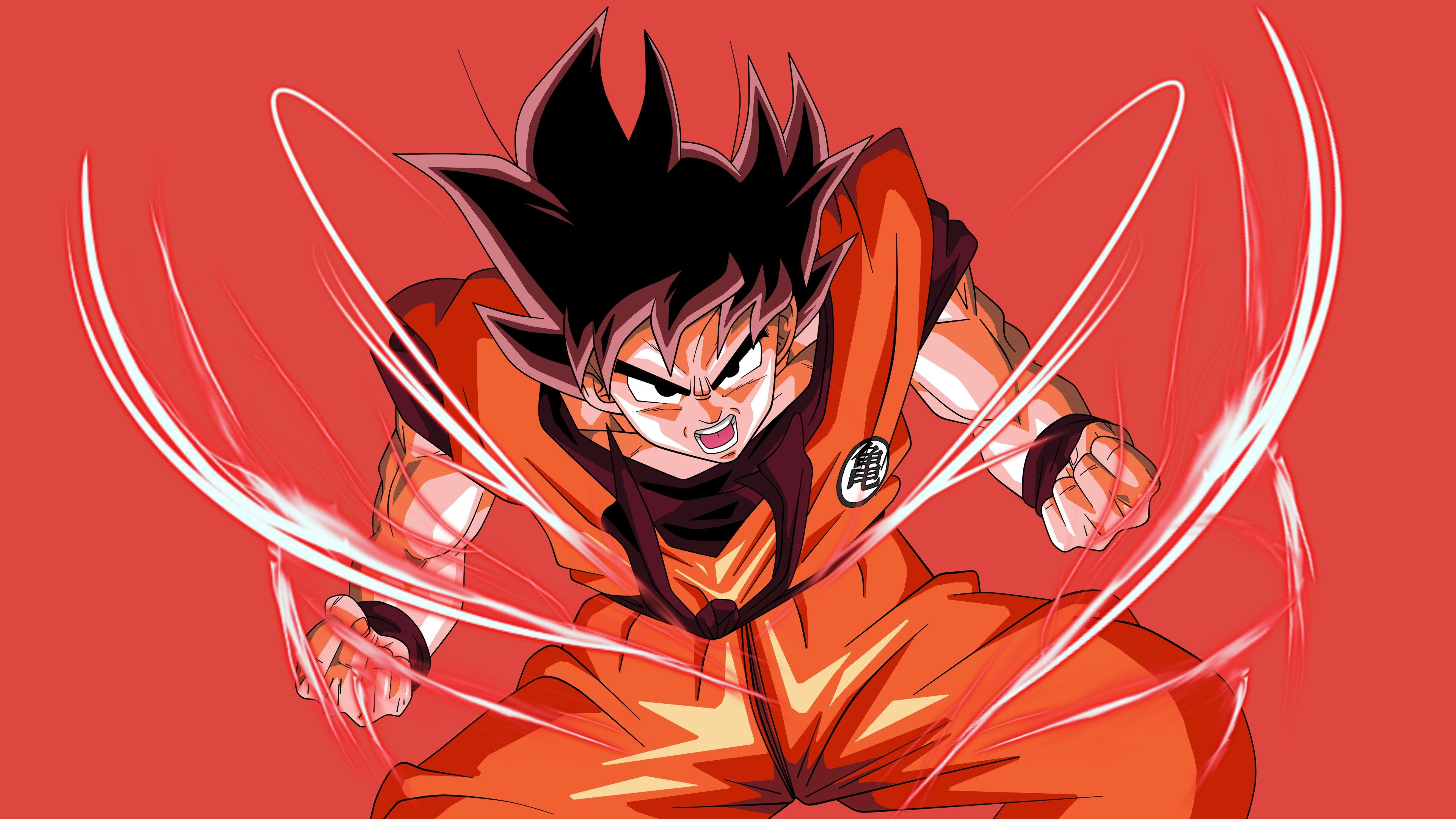 4k Dragon Ball Z Hd Wallpaper 3840x2160 Wallpaperscreator