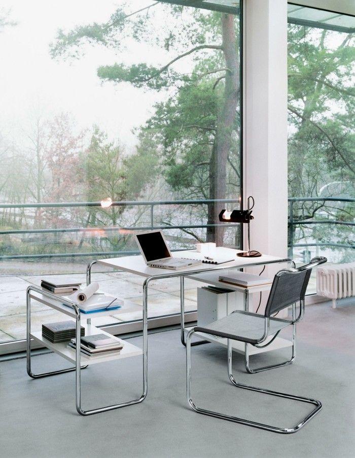 schreibtisch designermobel, thonet stühle - der anfang der modernen möbelgeschichte   möbel, Design ideen