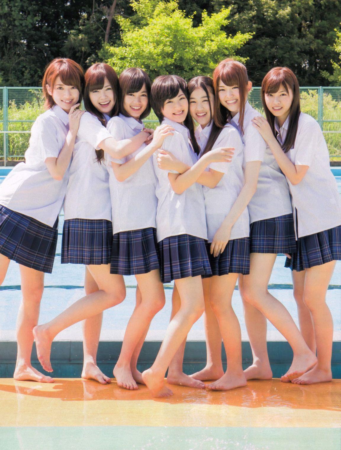 乃木坂46 (nogizaka46) FRIDAY 2012.08.17
