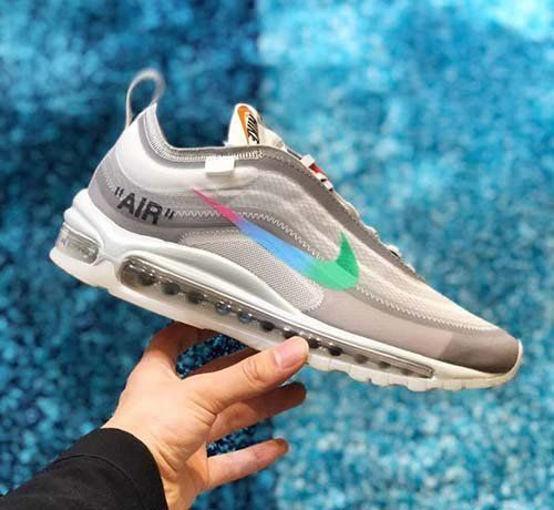 meet 90354 292cc Nike x Off White Air Max 97 V2 Menta - Shoecolla