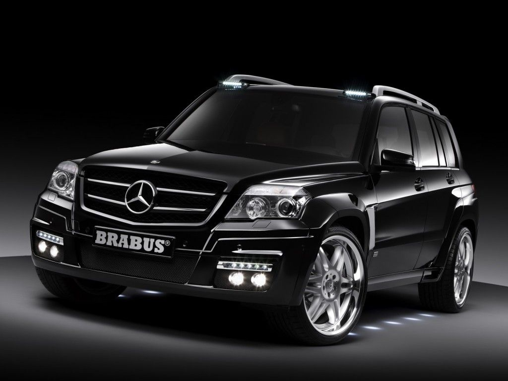 Brabus Mercedes Glk Widestar Photos And Wallpapers With Images
