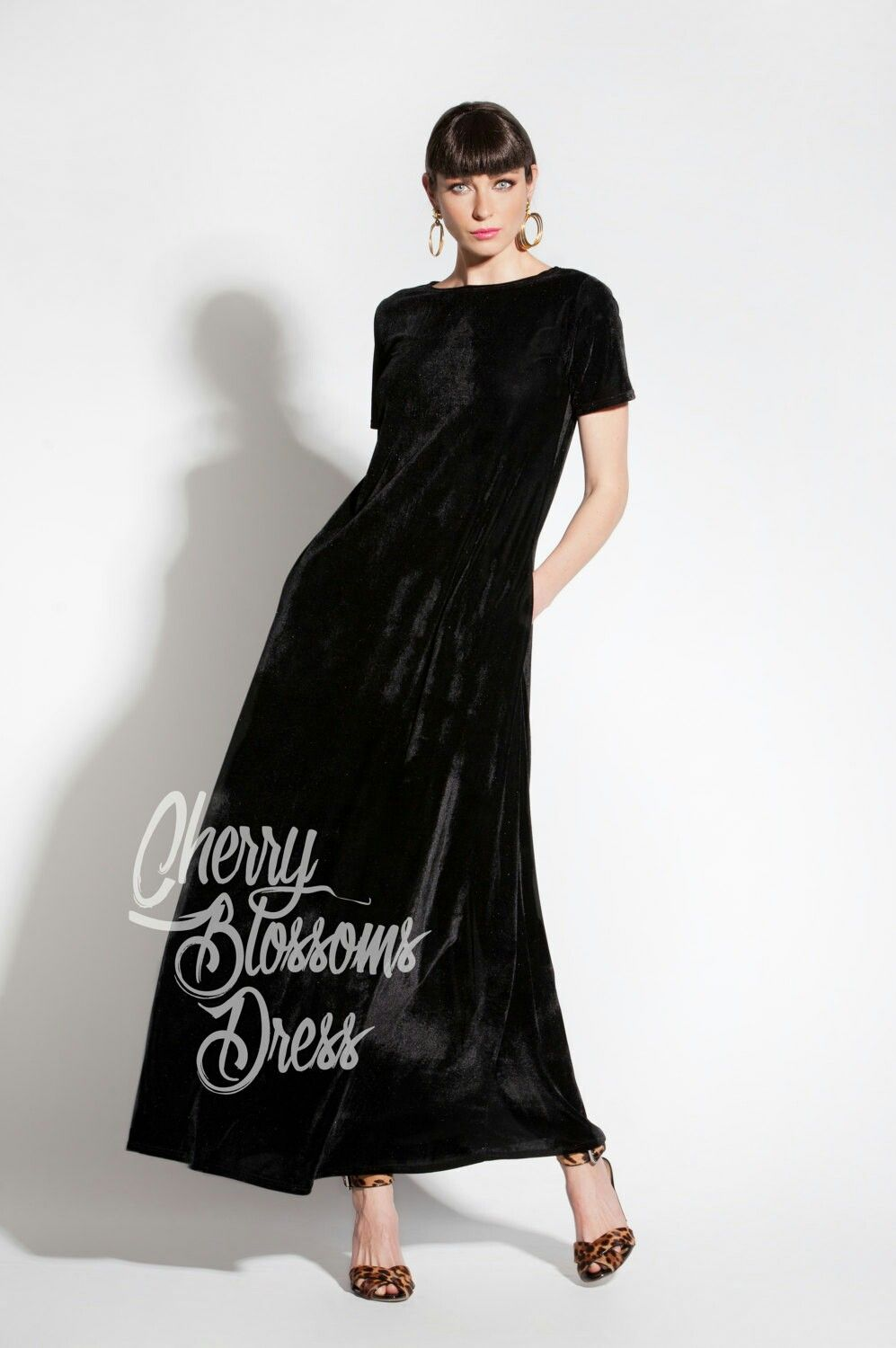 Excited to share the latest addition to my etsy shop black maxi